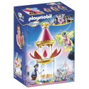 Torre Flor mágica con caja musical y Twinkle, playset