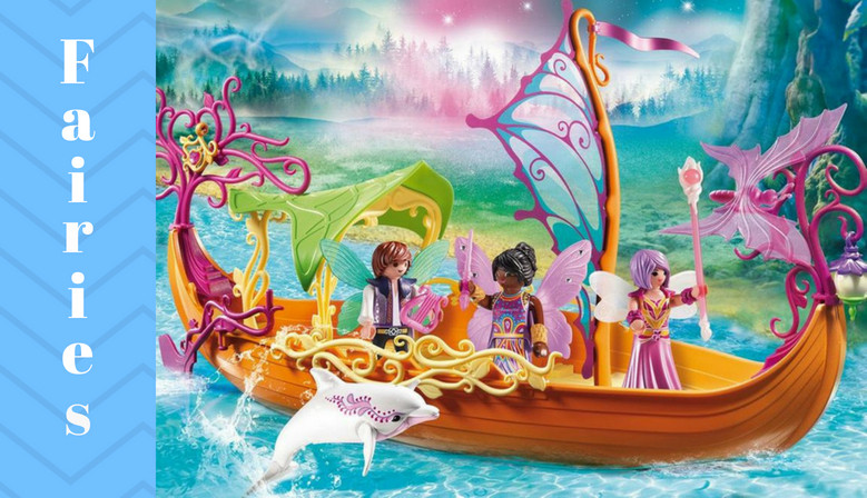 Fairies Playmobil