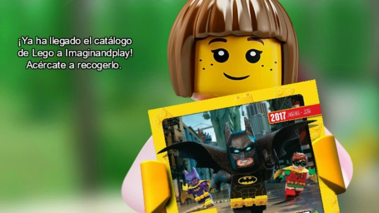 Ha llegado lego a Imaginandplay